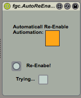 Re-enable automation turning on randomly - MaxMSP Forum | Cycling '74