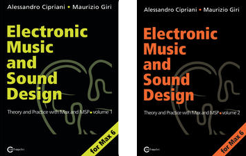 Article: Book Review: Electronic Music and Sound Design Vols  1 & 2