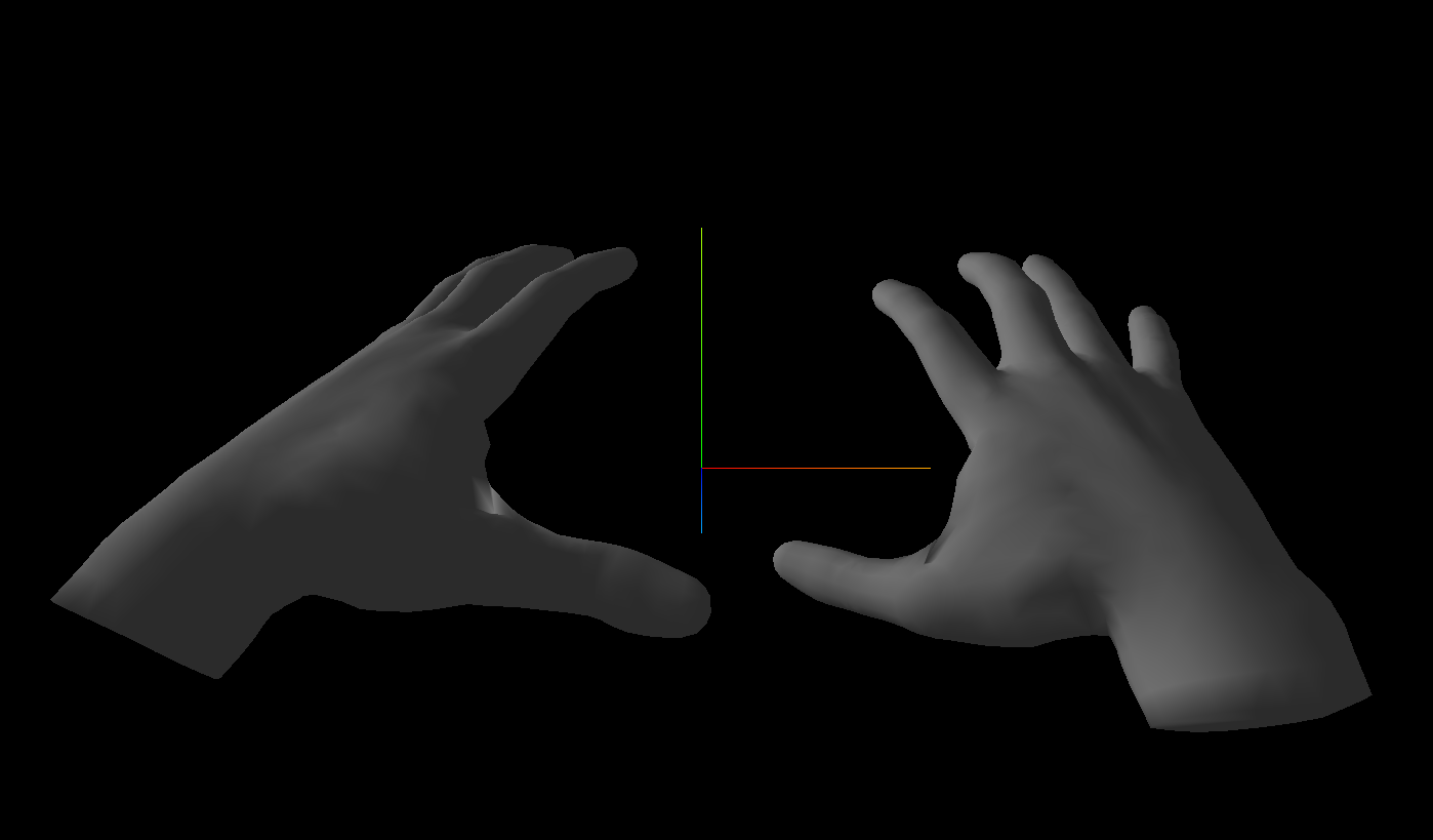 Link Leapmotion data to rigged 3D hand - Jitter Forum
