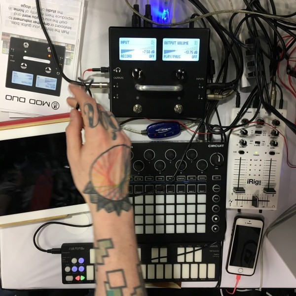 On The Road: NAMM 2017