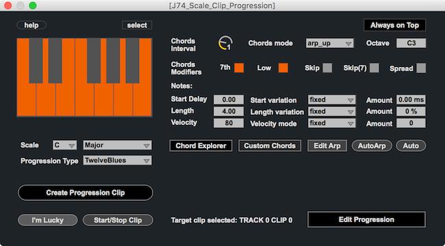 Open Your Harmonic Options: the J74 Progressive MFL Device